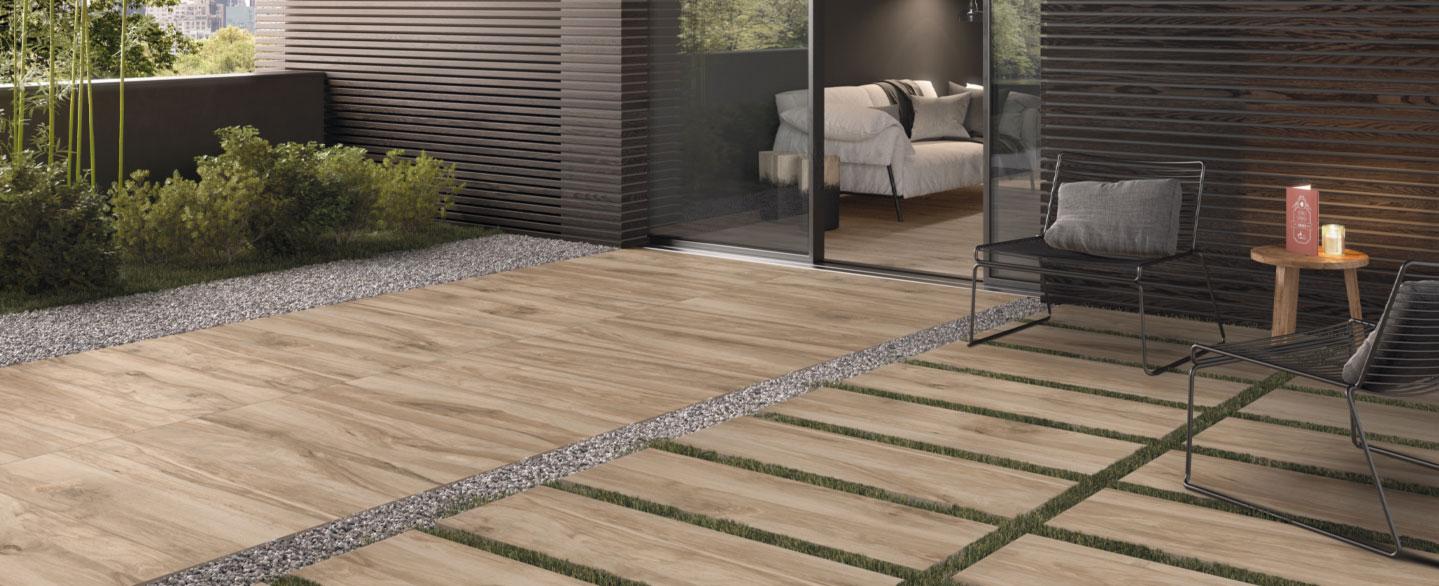 Terrassenplatten Naturstein & Keramik für Terrasse & Garten