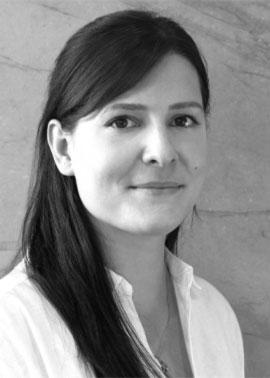 Lea Geissler arbeitet bei Dinger Stone und ist im Marketing Bereich tätig