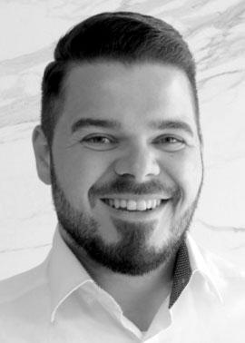 Cyril Joblot arbeitet bei Dinger Stone in der Disposition und im Kundendienst
