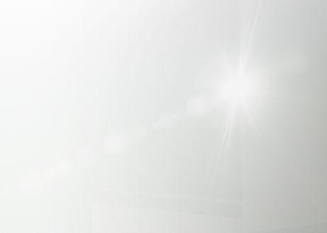 Foto einer weiß glänzenden Glas Platte