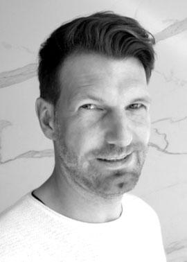 Tobias Gaugenrieder arbeitet im Marketing bei der Firma Dinger Stone