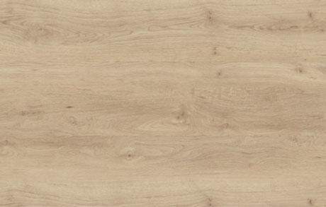 Verlegung des Vinylbodens Oak Light in heller Eichenholzoptik