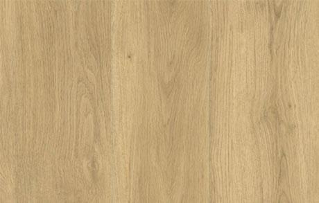 Verlegung des Vinylbodens Oak Medium in mittelheller Eichenholzoptik