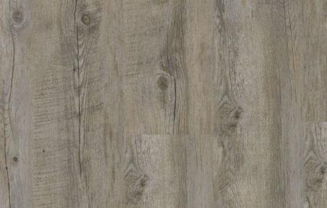 Verlegung des Vinylbodens Old Wood in der Optik von gealtertem Eichenholz
