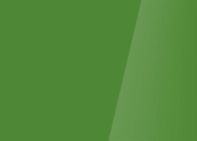 Detailaufnahme einer Glasrückwand aus Weißglas gelbgrün