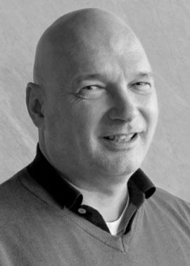 Jon Drenth arbeitet im Außendienst bei der Dinger Stone GmbH und ist für Niederlande zuständig