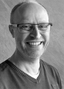 Rob van Essen arbeitet im Außendienst bei der Dinger Stone GmbH und ist für Niederlande zuständig