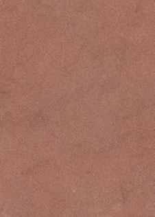 Detailaufnahme rote Sandsteinpaltte