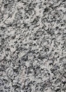 Natursteinplatte Serrizo in körniger Salz-Pfeffer-Optik