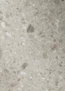Keramikplatte pureto Retro in grauer Natursteinoptik
