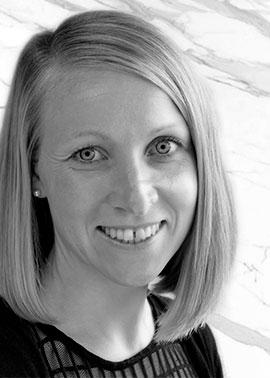 Diana Kaiser arbeitet bei Dinger Stone in der Buchhaltung