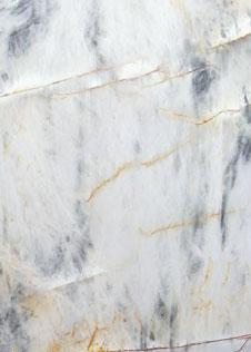 Naturstein-Rohplatte Cristallo Royal leicht gräulich mit goldenen Adern