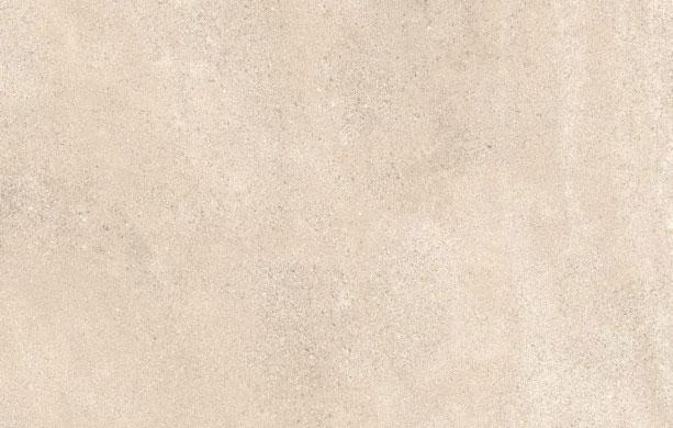 Detailansicht einer Terrassenplatte in beiger Steinoptik